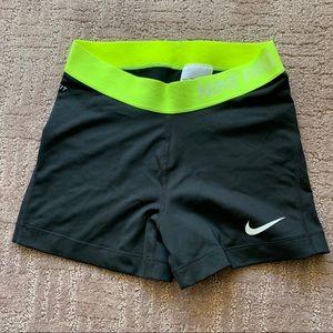 Nike Pro Spandex Shorts